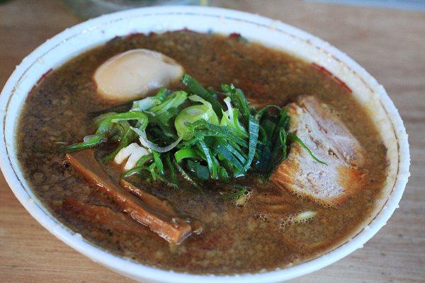 ゴルジらー麺