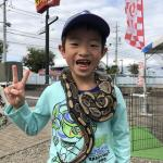 長野南ハウジングパーク様で移動動物園を開催しました! イメージ16