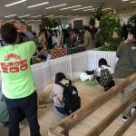 今月も専門学校 ビジョナリーアーツ渋谷校様にて移動動物園を開催しました! イメージ6