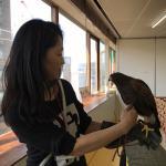GW専門学校 ビジョナリーアーツ渋谷校にて移動動物園を開催しました! イメージ4