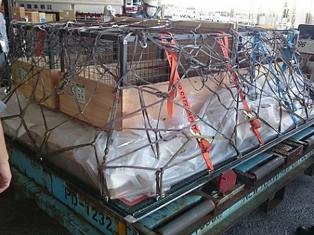 Export of Spotted seal to South Korea.4